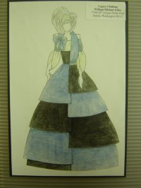Ballgown Design by Mike Jolley